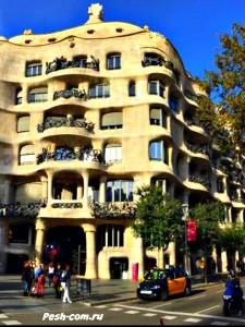 Дом Мила, Барселона, Барселона самостоятельно, барселона ком