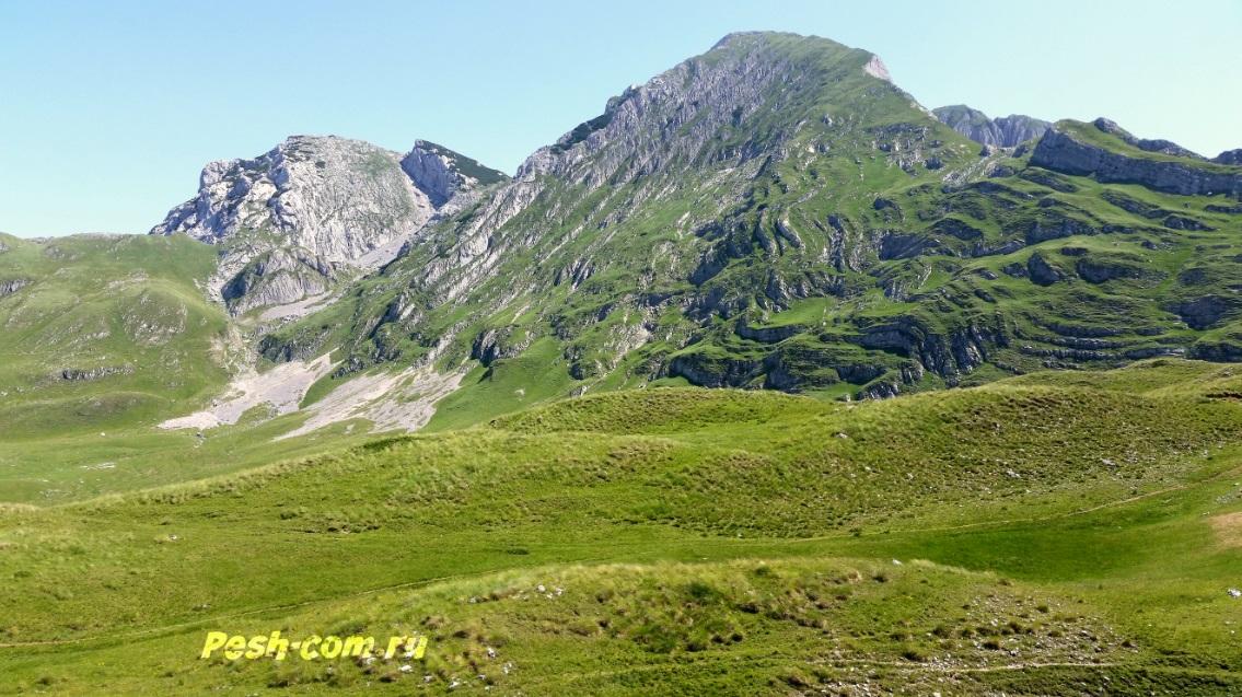 путешествие по Черногории