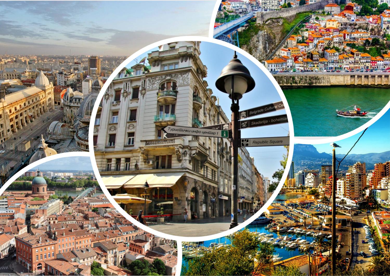 Дешевые Города Европы
